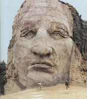 Crazy Horse Memorial, AS