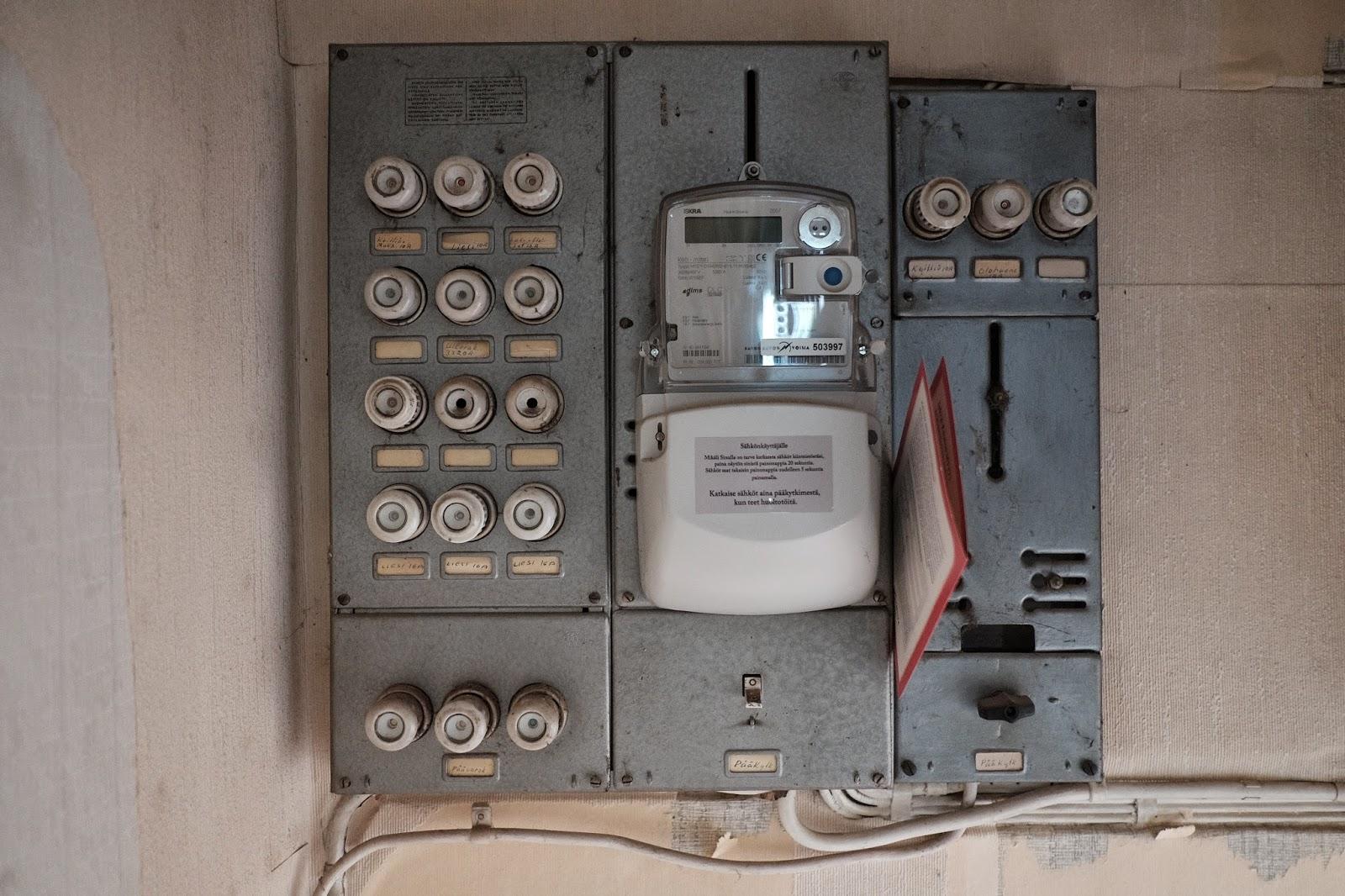 Wunderbar Old House Wiring Bilder - Schaltplan Serie Circuit ...