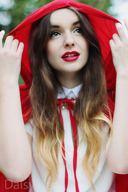 little red riding hood fashion