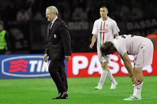 Juventus se queda sin Director Técnico
