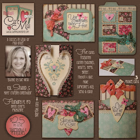 February Class: Care Mail Cards