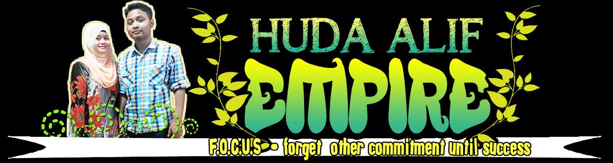 HUDA ALIF EMPIRE
