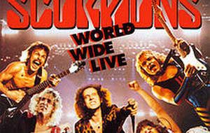 SCORPIONS-WORLD WIDE LIVE: ΣΠΑΖΟΝΤΑΣ ΤΑ ΓΗΙΝΑ ΟΡΙΑ