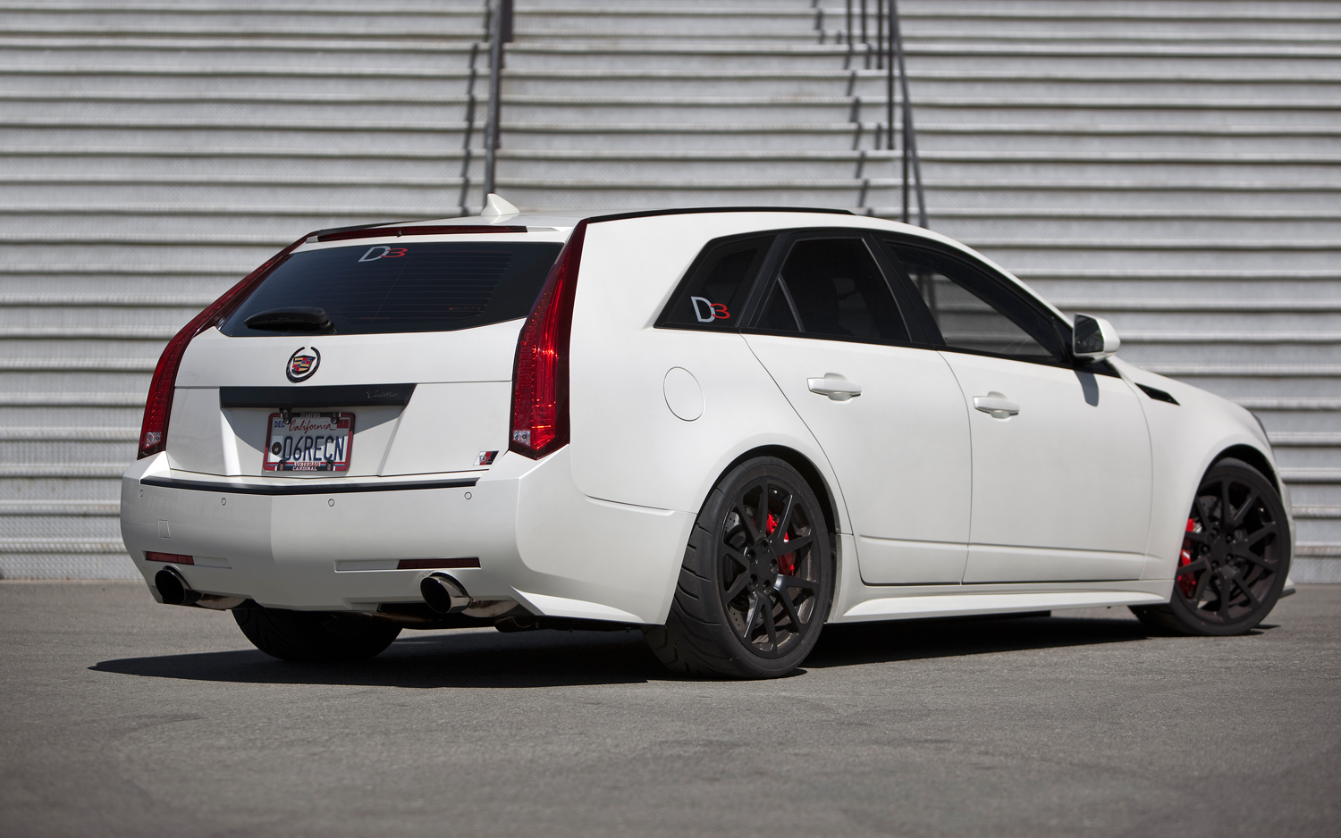 speed galore cadillac cts v wagon. Black Bedroom Furniture Sets. Home Design Ideas