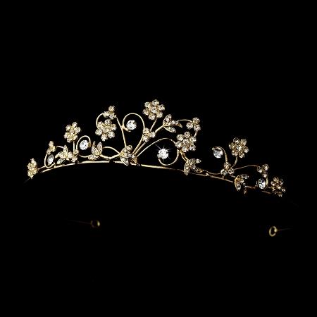 tiara diadem bröllop