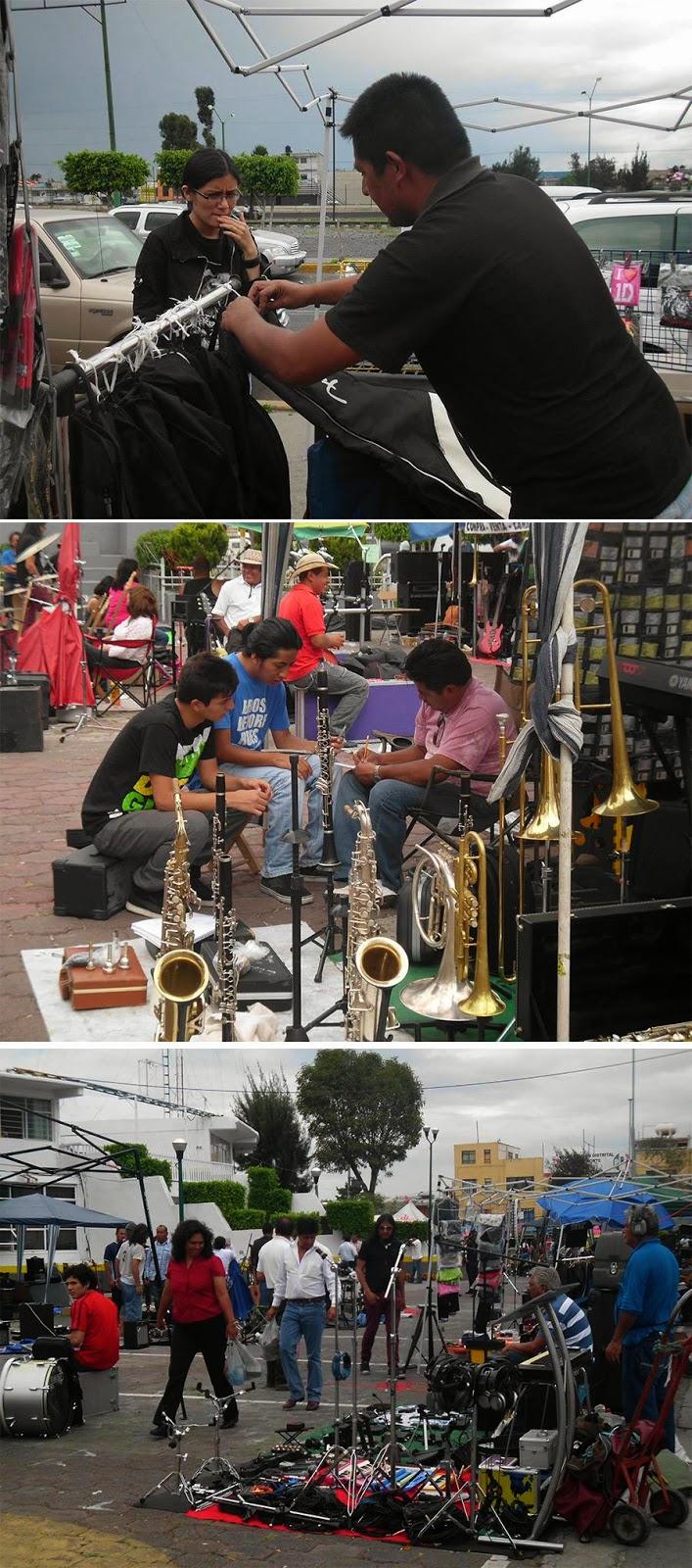 Cronista de nezahualc yotl bazar de instrumentos for Bazar gastronomico zona norte