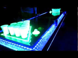 Ultimate Beer Pong table!