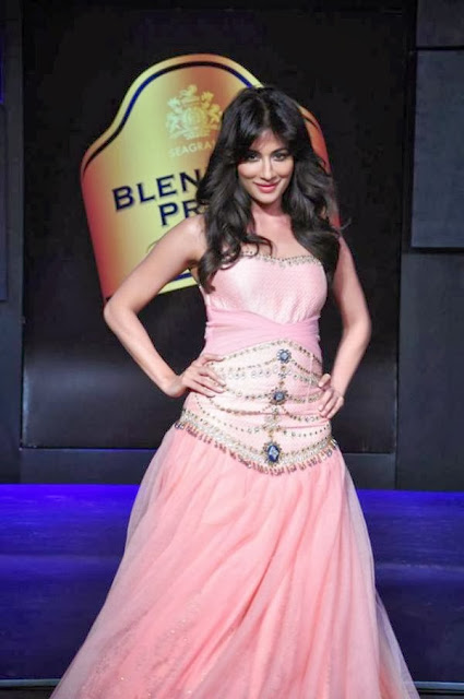 Chitrangda Singh walks for BPFT 2013 in Hyderabad