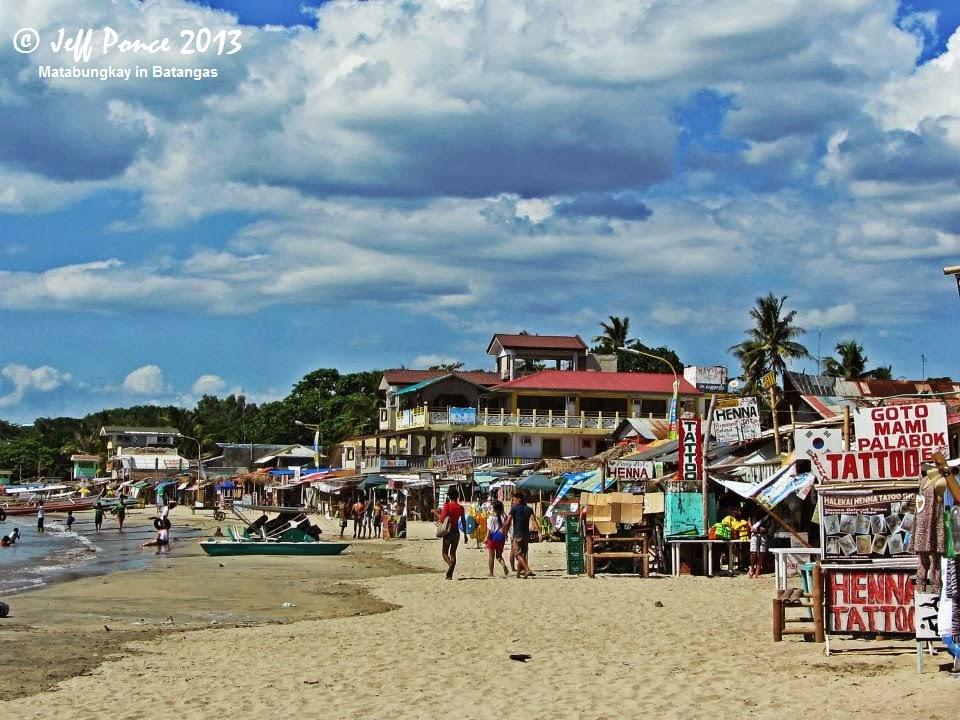 Matabungkay Beach Resort Map Dinadiawan Beach Resort