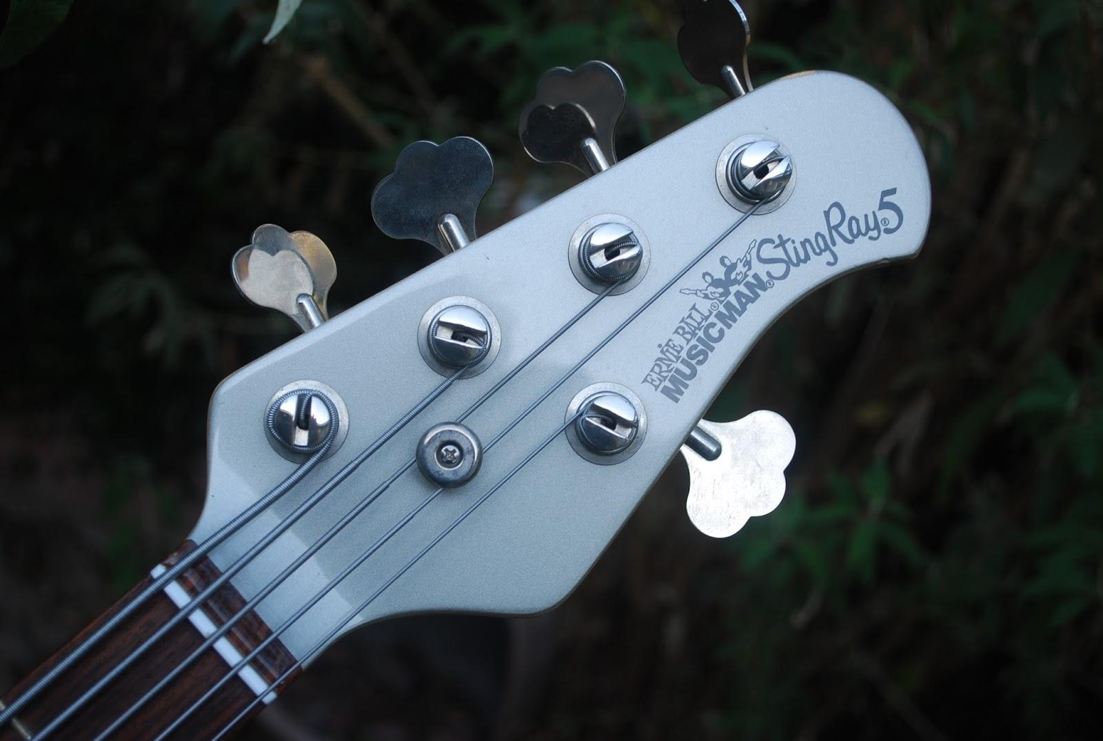 Rex and the Bass: September 2015