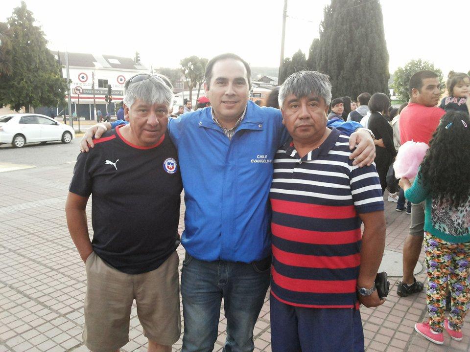Los Hnos. Vargas, José Aceituno