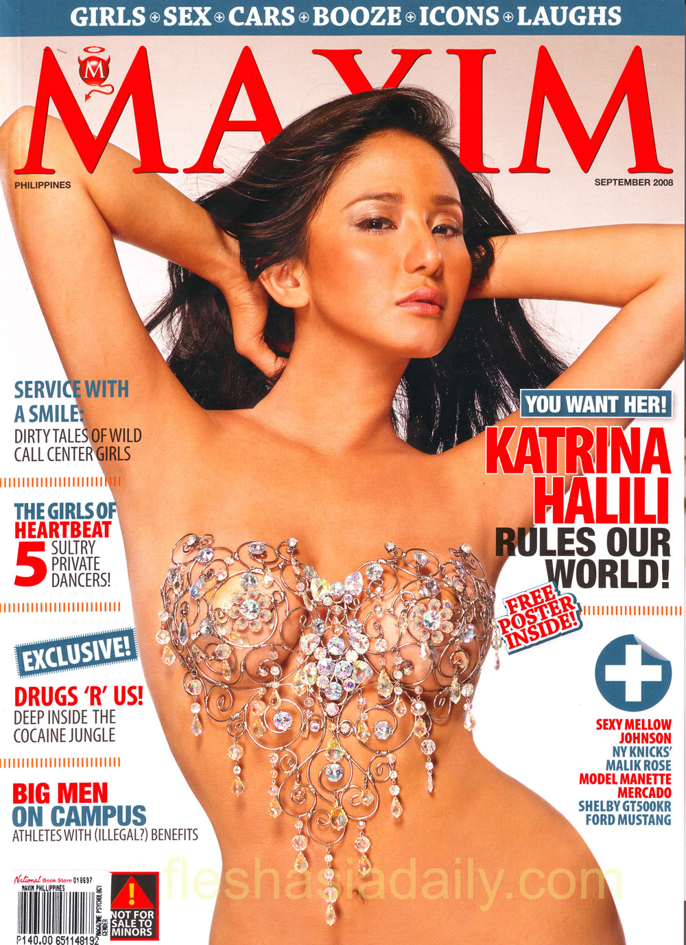 Nude photo of katrina halili, naked pictures of virginia madsen