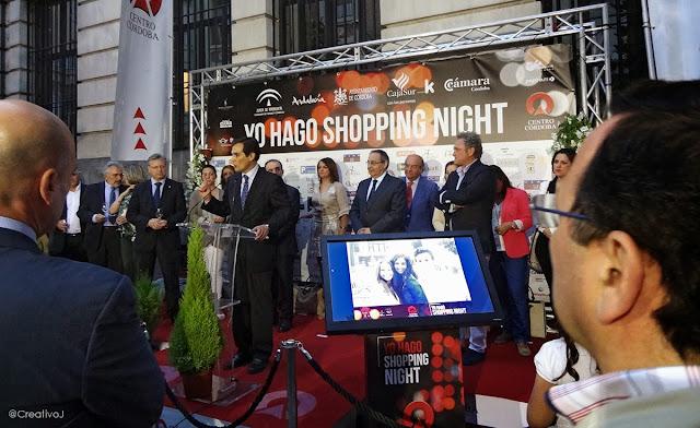 shopping night,centro córdoba,cordoba,cruz conde,alcalde nieto,caramelo,papiro,alfredo romeo,intelify,manuel aragon,msp