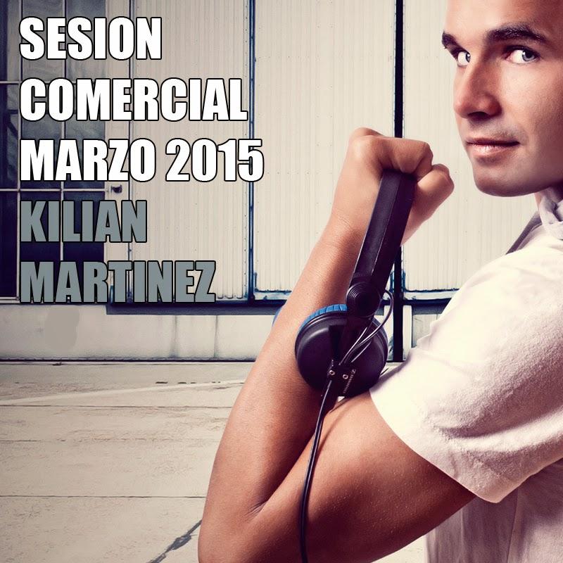 Sesion Comercial Marzo 2015 - Kilian Martinez