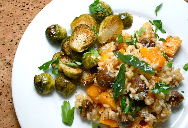 Drum Beets - Seattle Area Personal Chef: winter risotto