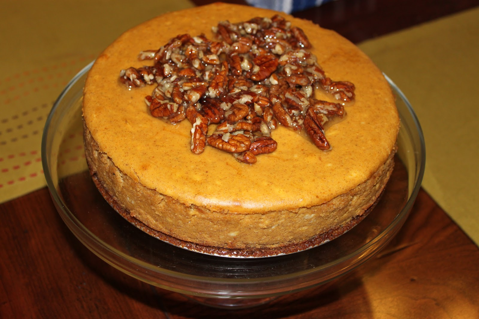 Kelly's Sweet Treats & Delicious Eats: Pumpkin Praline ...