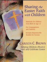 My Book for Lent and Easter