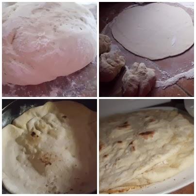 tortillas para burritos