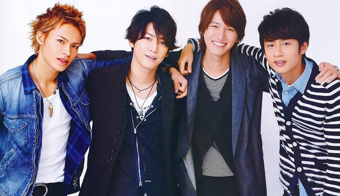 Mi grupo de Jpop preferido ♥ ♫ KAT-TUN ♥ ♪