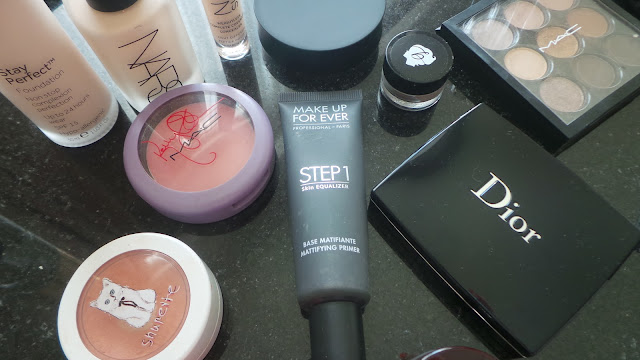 Make Up For Ever Step 1 Mattifying Primer