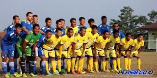 Persib Bandung Menang 1-0 atas Cilegon United