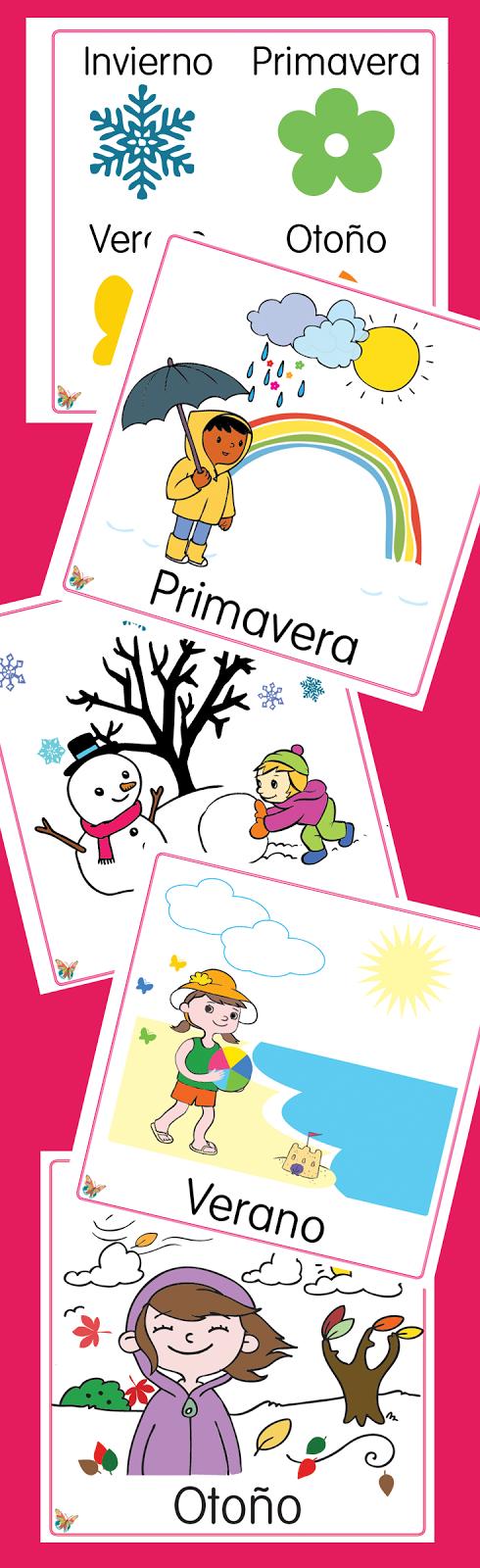 Mommy Maestra: Spanish Classroom Poster Set from Monarca Language ...
