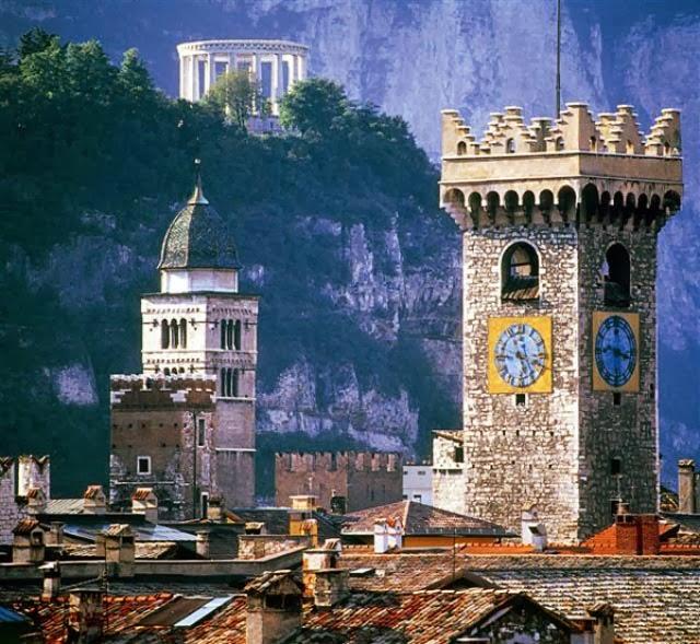 Italia fotos e historias by patzy trento la ciudad del for Trento e bolzano