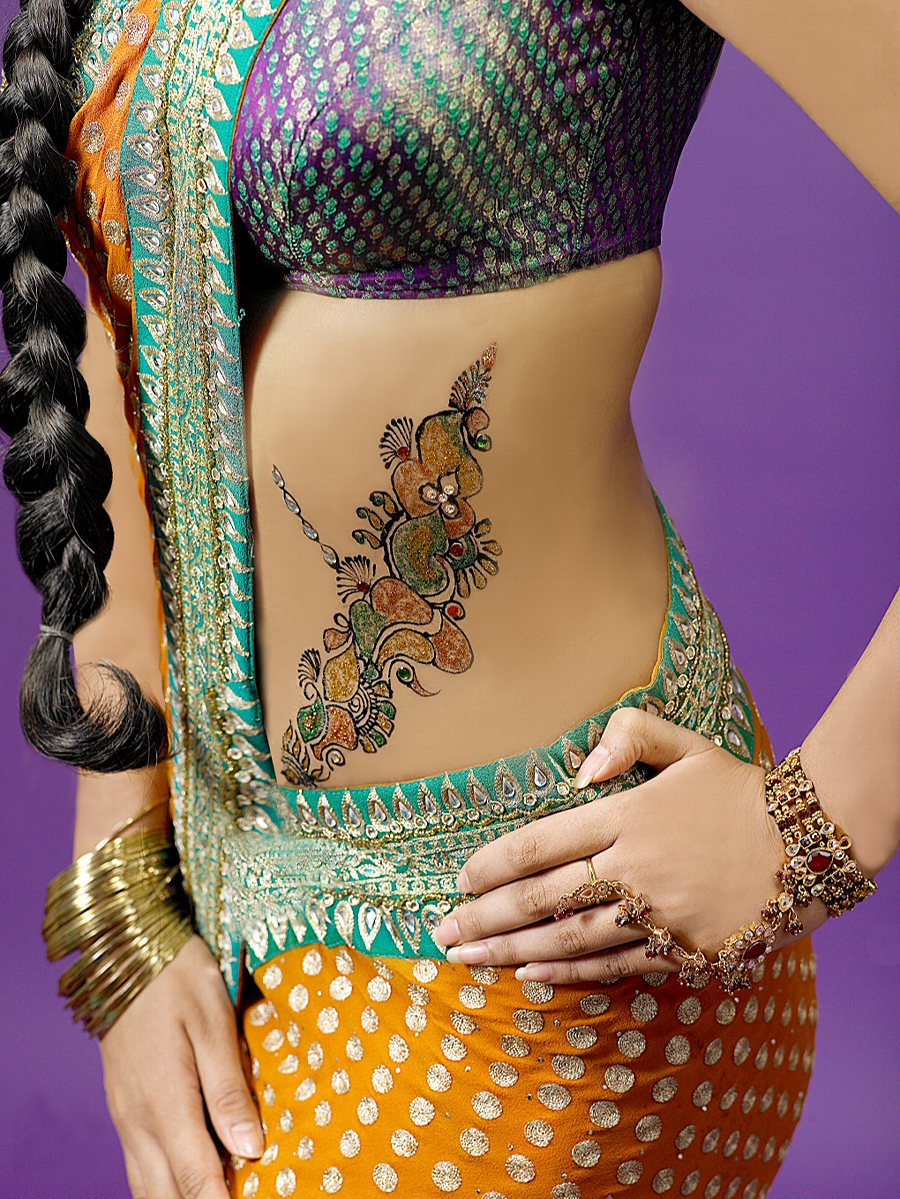 Sprees Fashion Style Indian Mehndi Art For Body Body Henna Designs