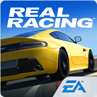 game balapan, android, real racing 3