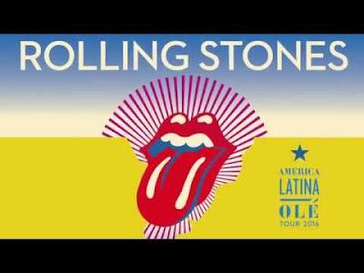 Rolling Stones Olé 2016 América Latina