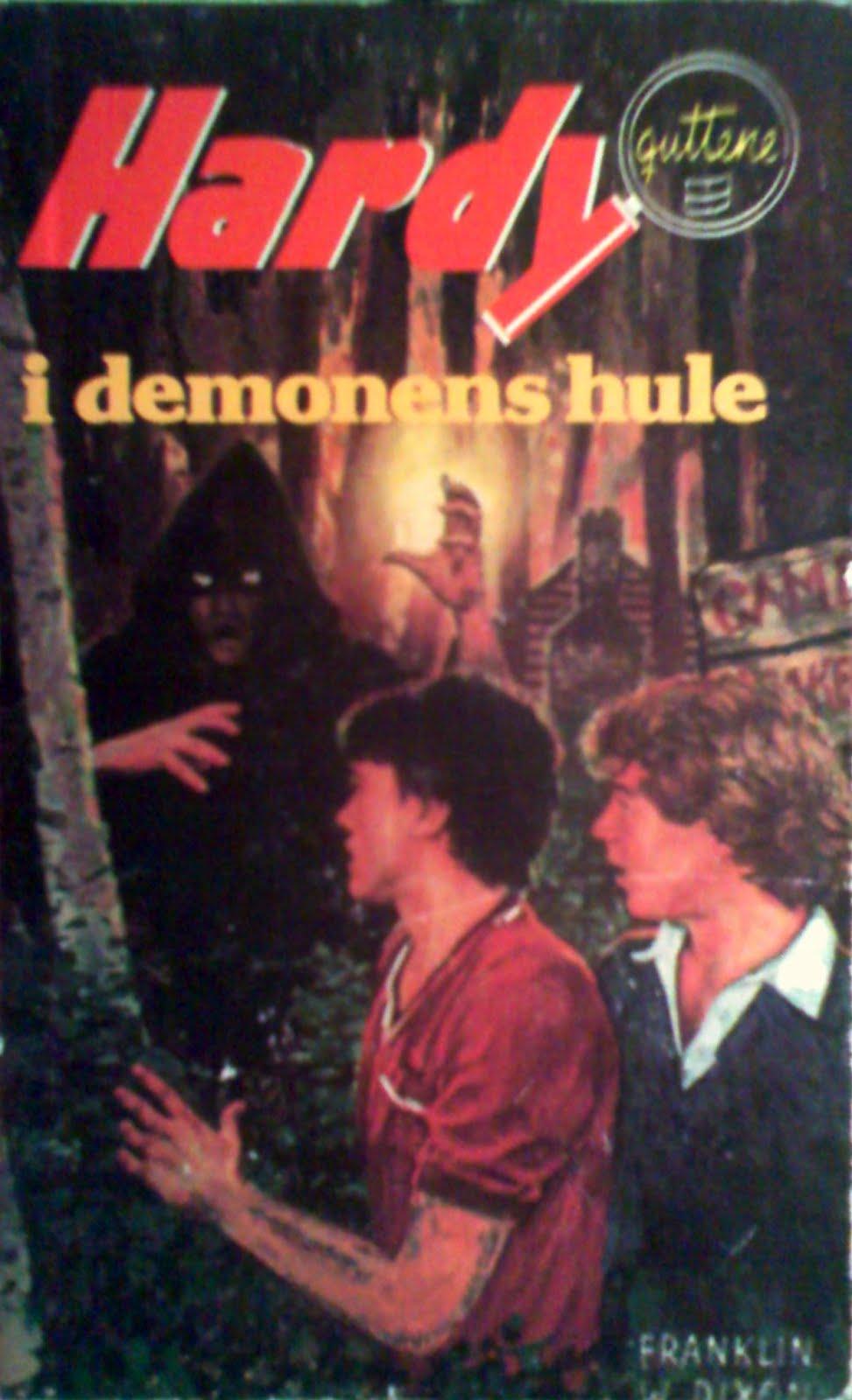 Hardyguttene i demonens hule