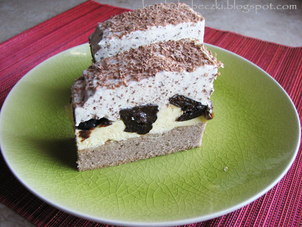 Ciasto pijana śliwka :)