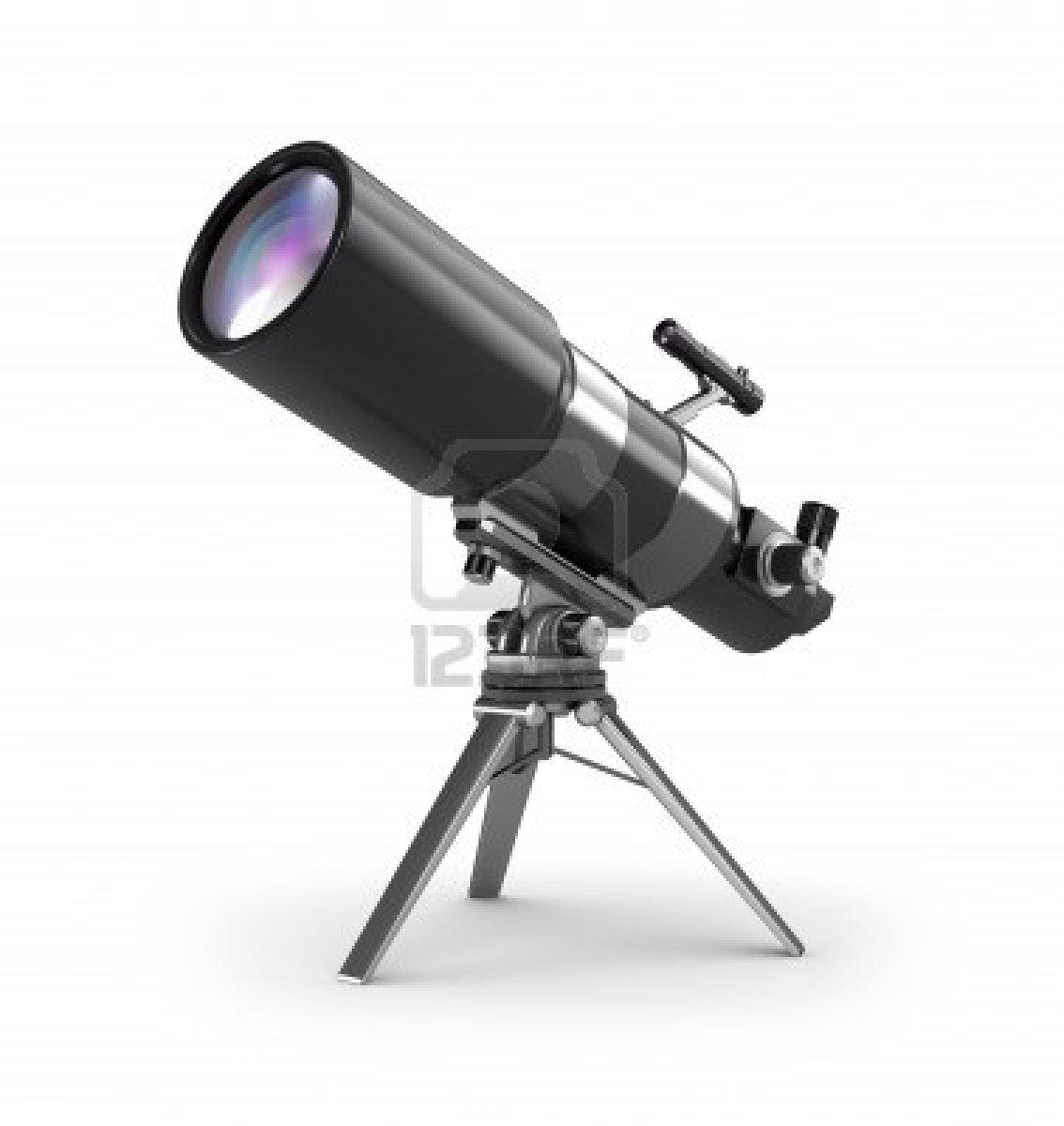 التلسكوب و الميكروسكوب و الفرق بينهما البصريات السهلة