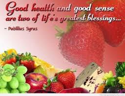 Good health quotes