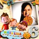 Capa Mara Lima e Seus Amiguinhos 6 (2013) | músicas