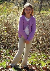 Kirsten -- age 12