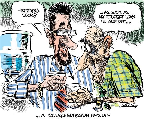 Tech Tips For Teachers From A Teacher Political Cartoon