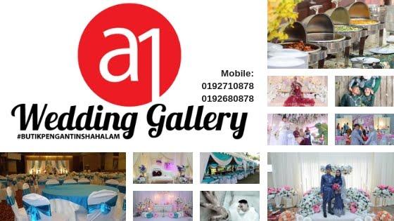 A One Wedding Gallery l Pakar Pakej Perkahwin Mampu Milik Malaysia