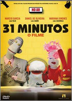 Capa - 31 Minutos O Filme