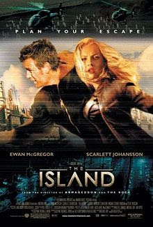 The Island 2005 Hindi Dubbed Movie Watch Online