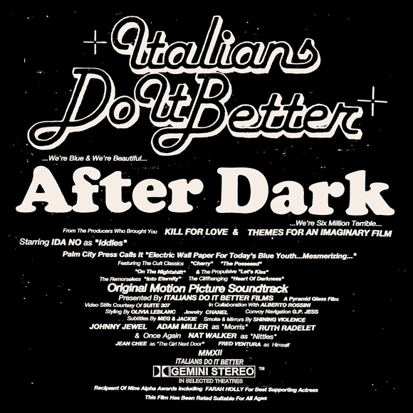 Italians Do It Better - After Dark 2