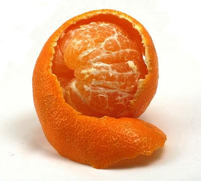 kandungan nutrisi pada jeruk mandarin