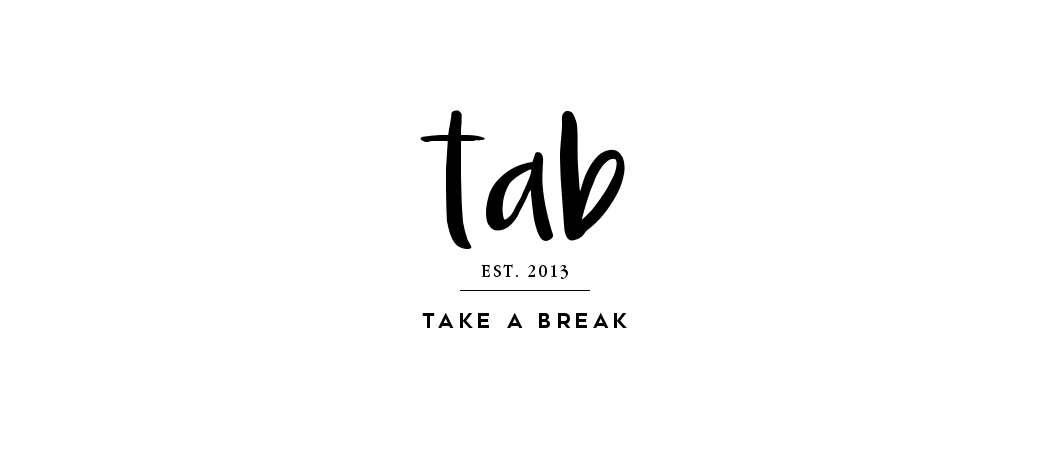 Take a Break 歇息片刻