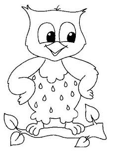 Desenho como desenhar Corujas lindas pintar e colorir
