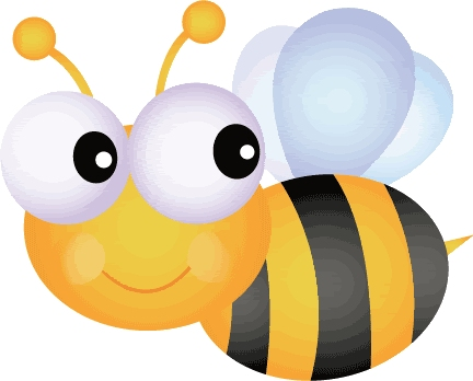 Convite tema abelhinha