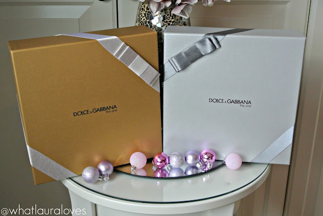 Fragrance Direct Dolce and Gabbana The One Gift Set for Christmas Mens and Ladies