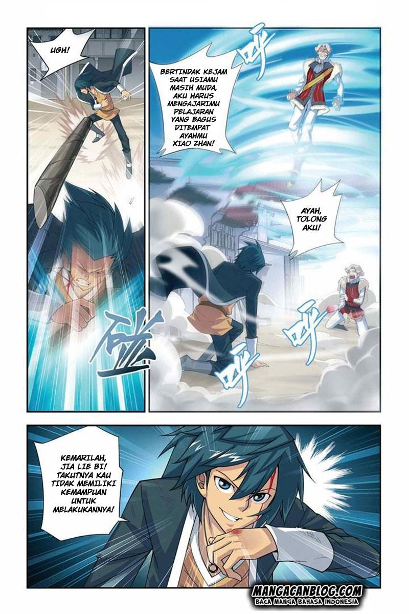 Battle Through Heaven Chapter 16-23