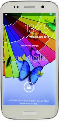 Changjiang I9500 Android