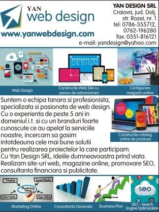 Servicii Profesionale de Web Design