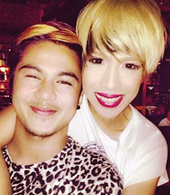 Vice Ganda denies rumors linking him to dancer Jan Stephen Noval